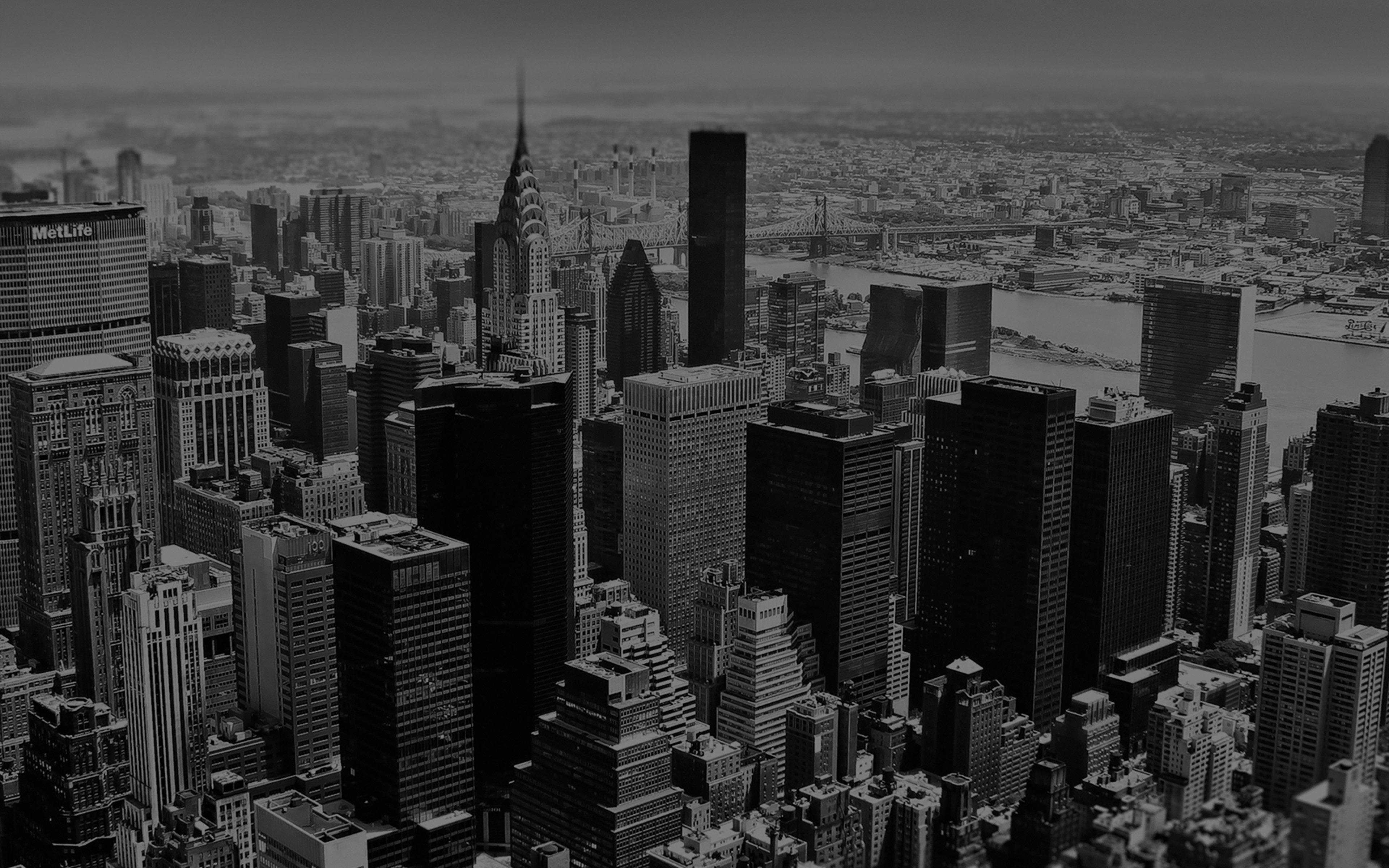 Mi04 New York Sky Tilt Shift City Dark Papers Co