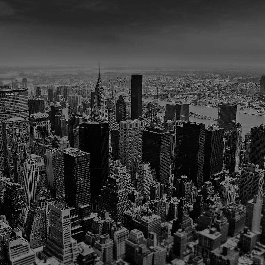 android-wallpaper-mi04-new-york-sky-tilt-shift-city-dark-wallpaper