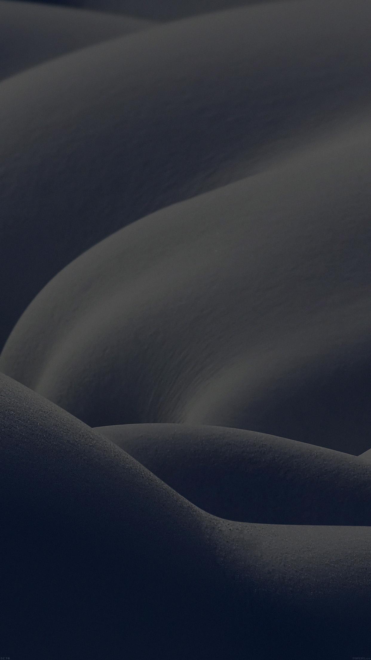 Mi20 Snow Mountain Winter Coming Cold Dark Sad