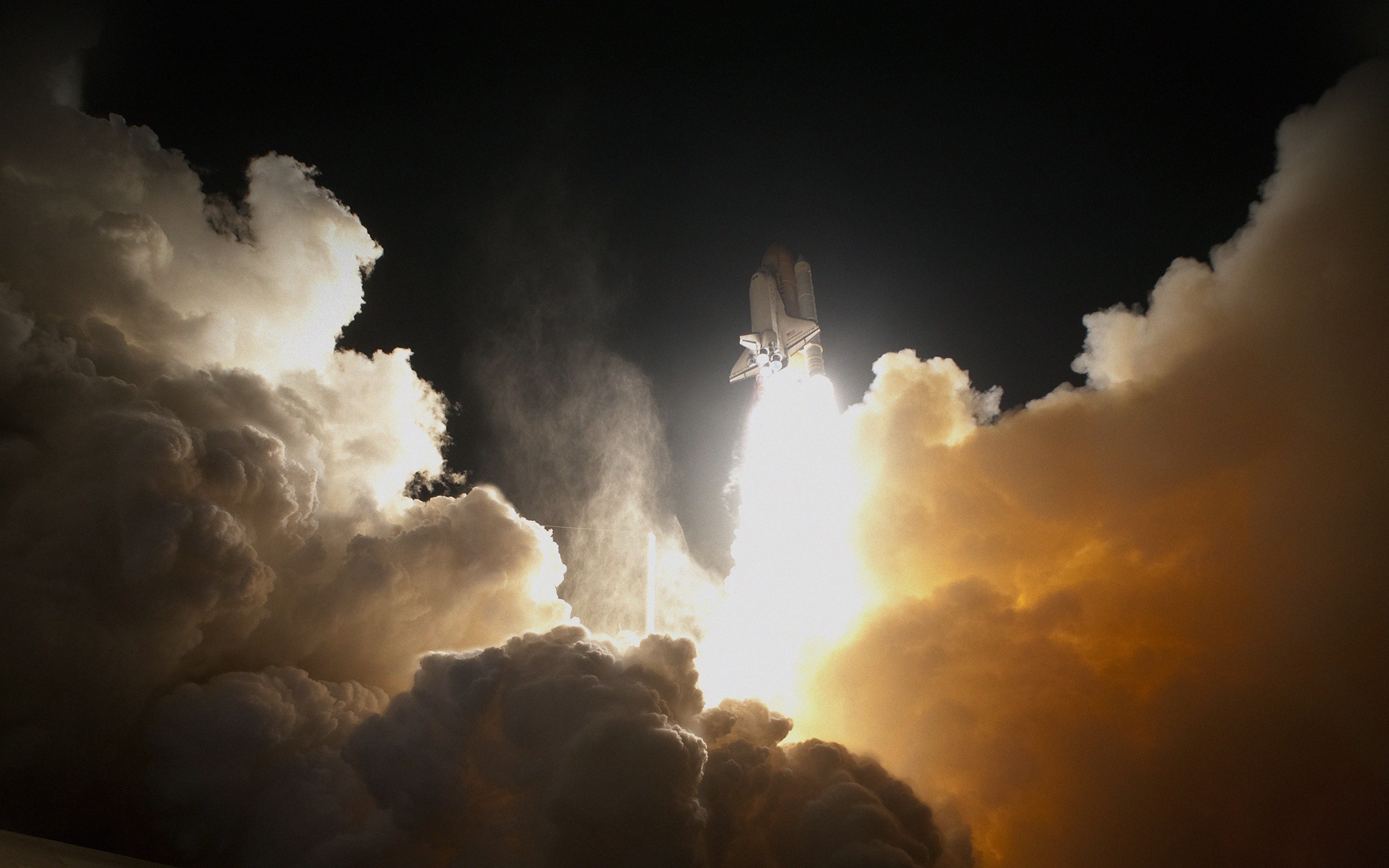 3840 x 2400 - 4k space shuttle ...