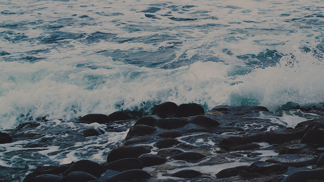 iPapers.co-Apple-iPhone-iPad-Macbook-iMac-wallpaper-mi47-wet-sea-beach-wave-dark-olivia-henry-nature-wallpaper