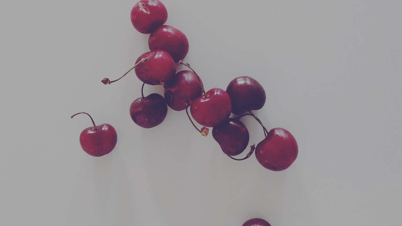 desktop-wallpaper-laptop-mac-macbook-air-mi50-cherry-red-dark-paula-borowska-fruit-nature-wallpaper