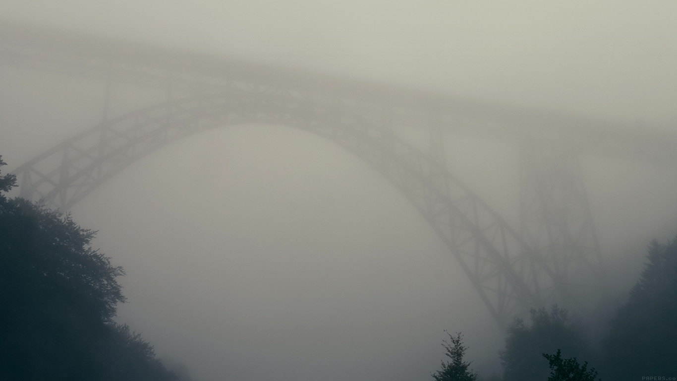 iPapers.co-Apple-iPhone-iPad-Macbook-iMac-wallpaper-mi82-foggy-bridge-herr-olsenmungsten-tree-nature-wallpaper