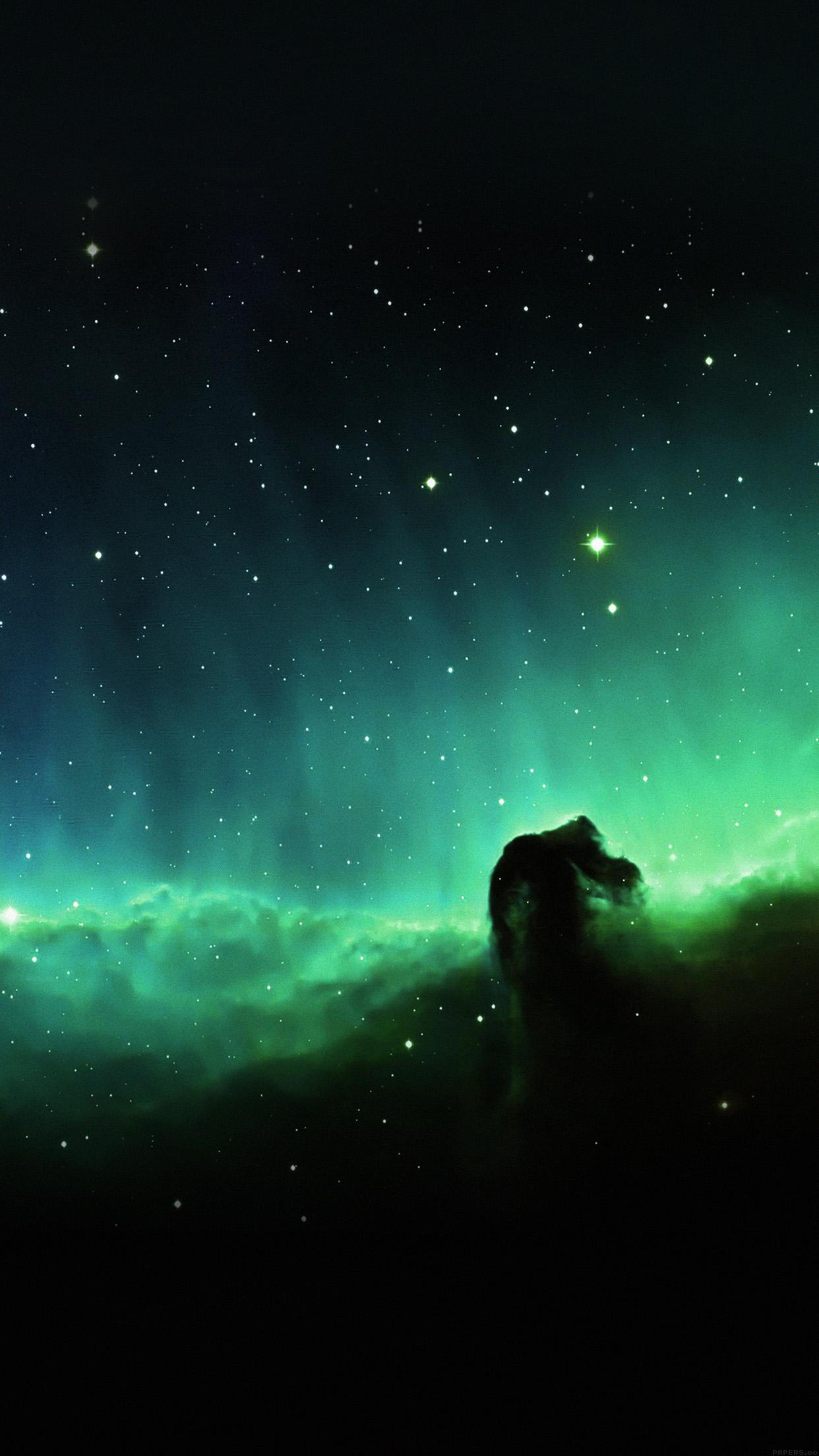 Mj11 horse head blue nebula sky space stars - Space wallpaper phone ...