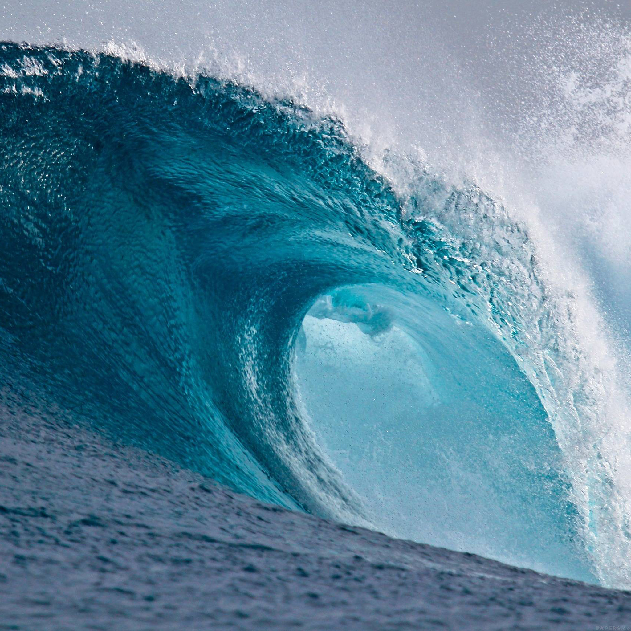 Mj35 Wave Surf Ocean Sea Beach Art Nature