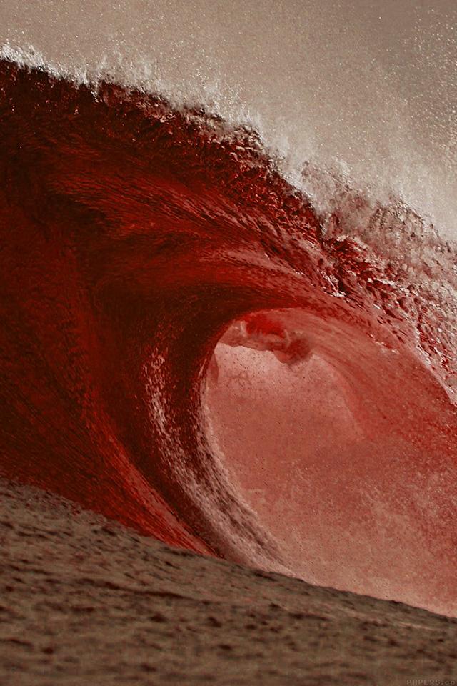 freeios7.com-iphone-4-iphone-5-ios7-wallpapermj36-sea-blood-ocean-wave-nature-iphone4