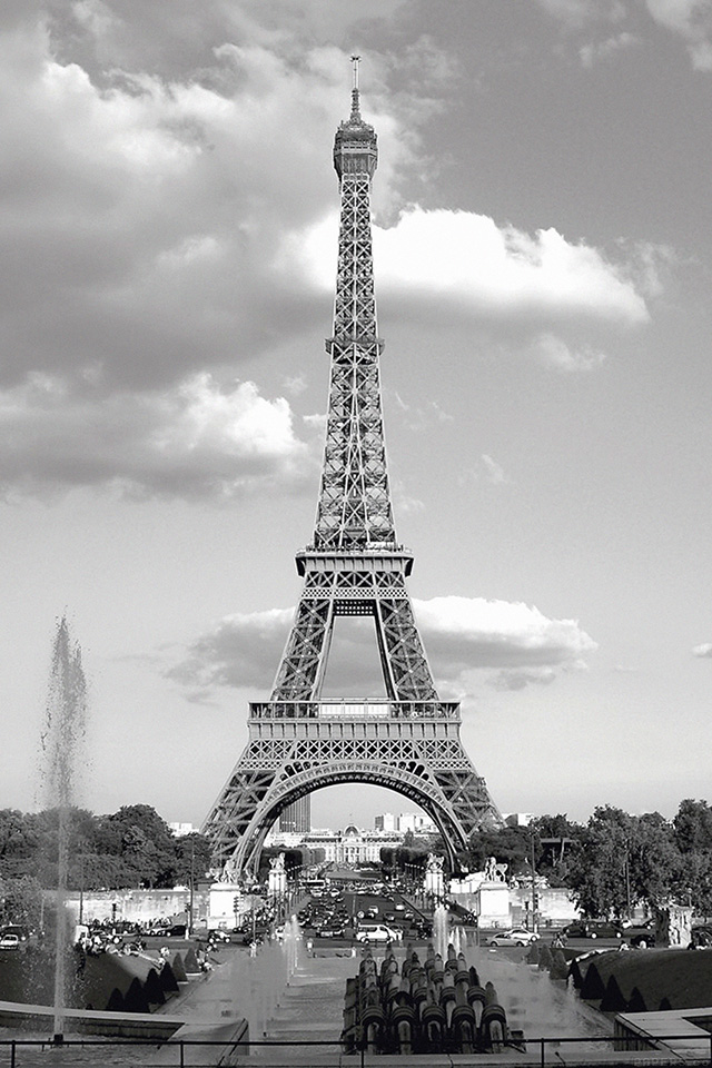 Freeios7 Mj38 Paris With Eiffel Tower France City Parallax Hd