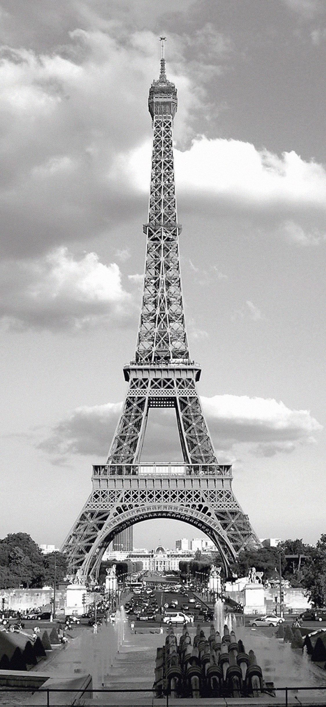 Papers Co Iphone Wallpaper Mj38 Paris With Eiffel Tower France City