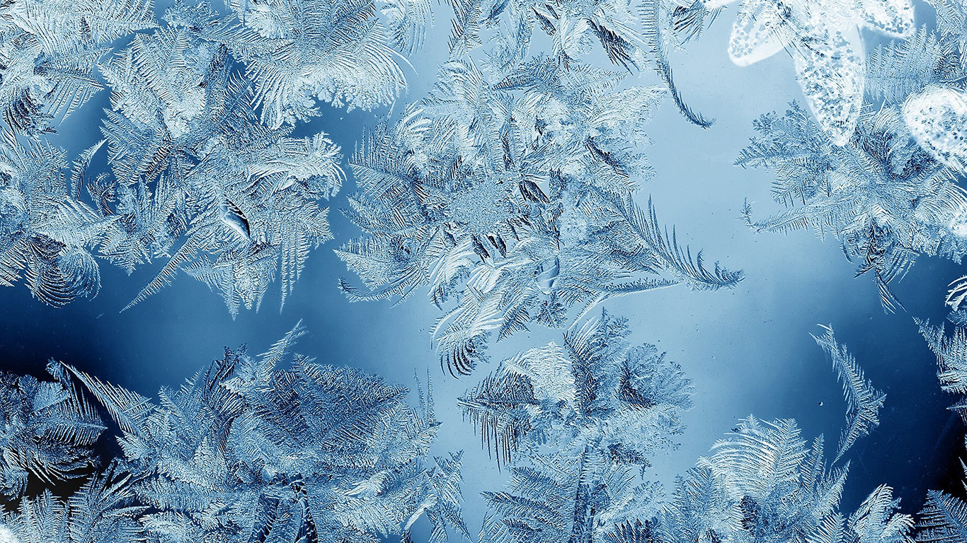 iPapers.co-Apple-iPhone-iPad-Macbook-iMac-wallpaper-mj59-ice-pattern-blue-snow-nauture-christmas-wallpaper