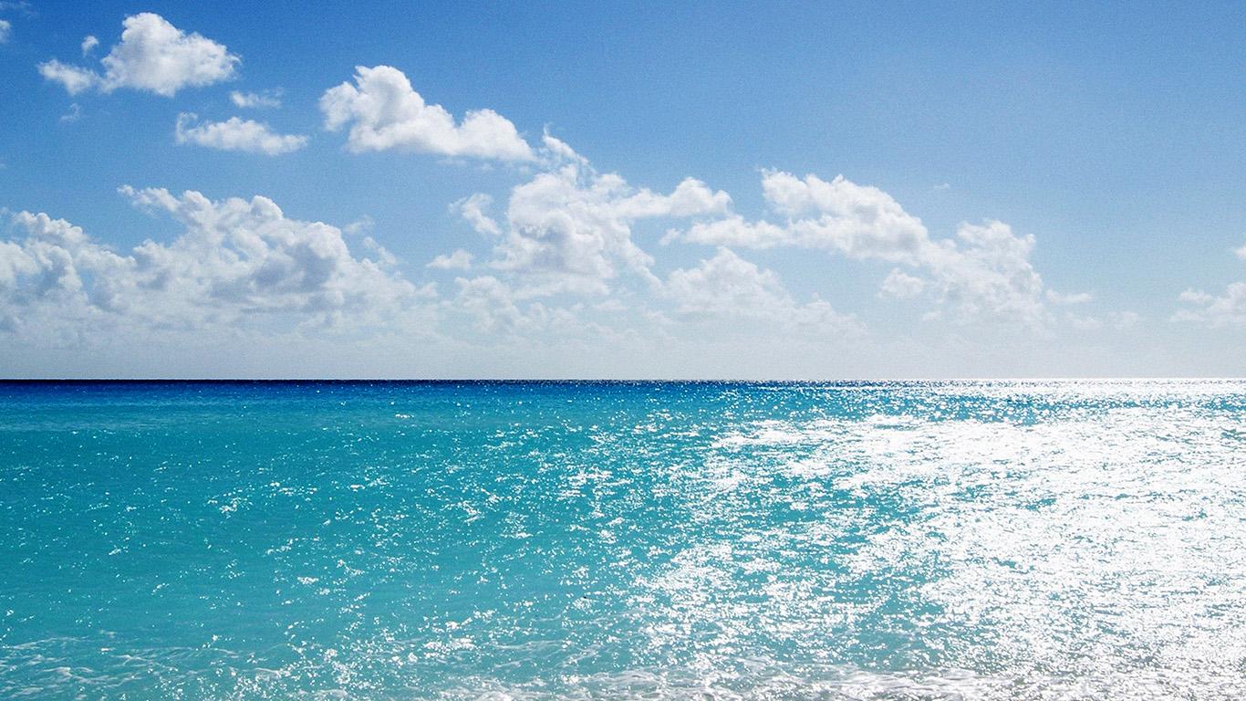 iPapers.co-Apple-iPhone-iPad-Macbook-iMac-wallpaper-mj67-sea-water-ocean-sky-sunny-nature-wallpaper