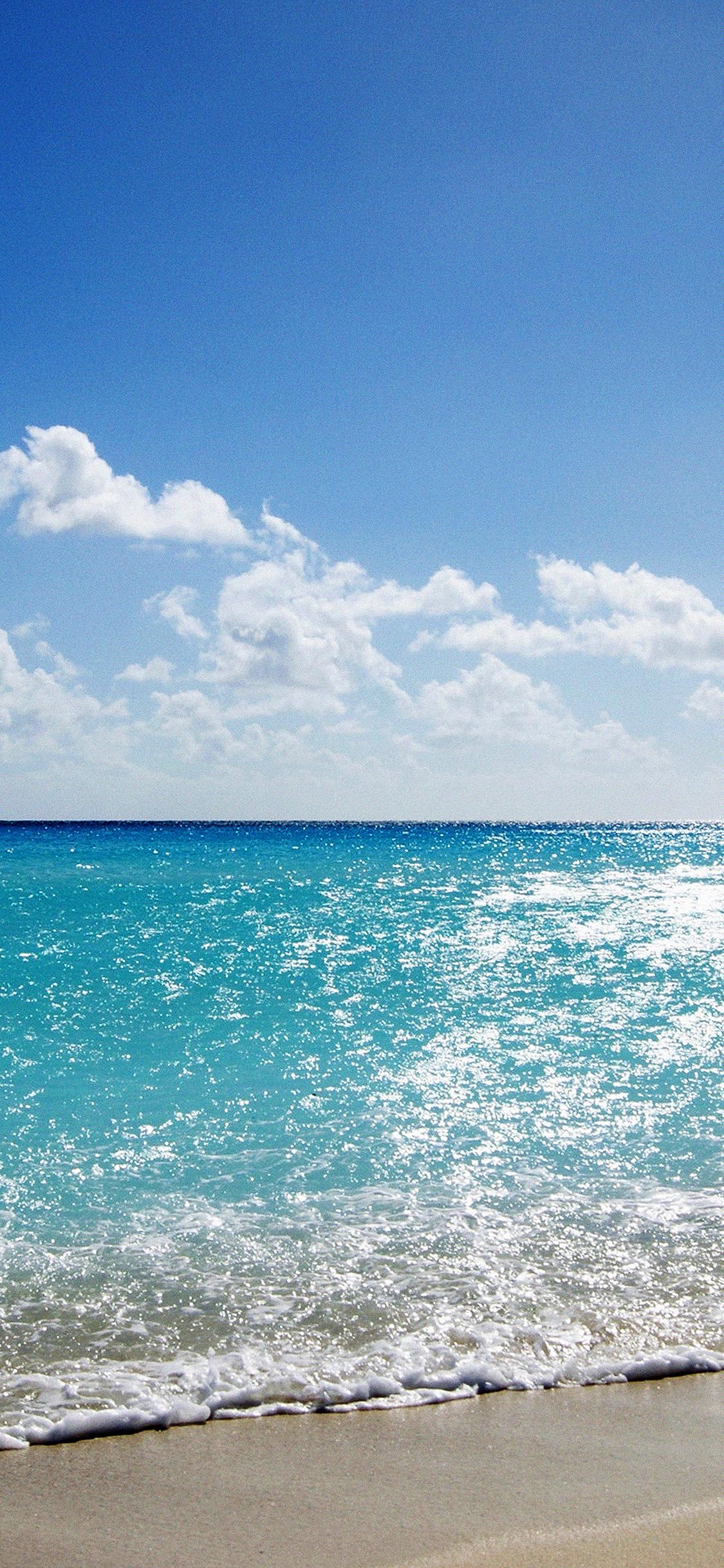iPhoneXpapers.com-Apple-iPhone-wallpaper-mj67-sea-water-ocean-sky-sunny-nature