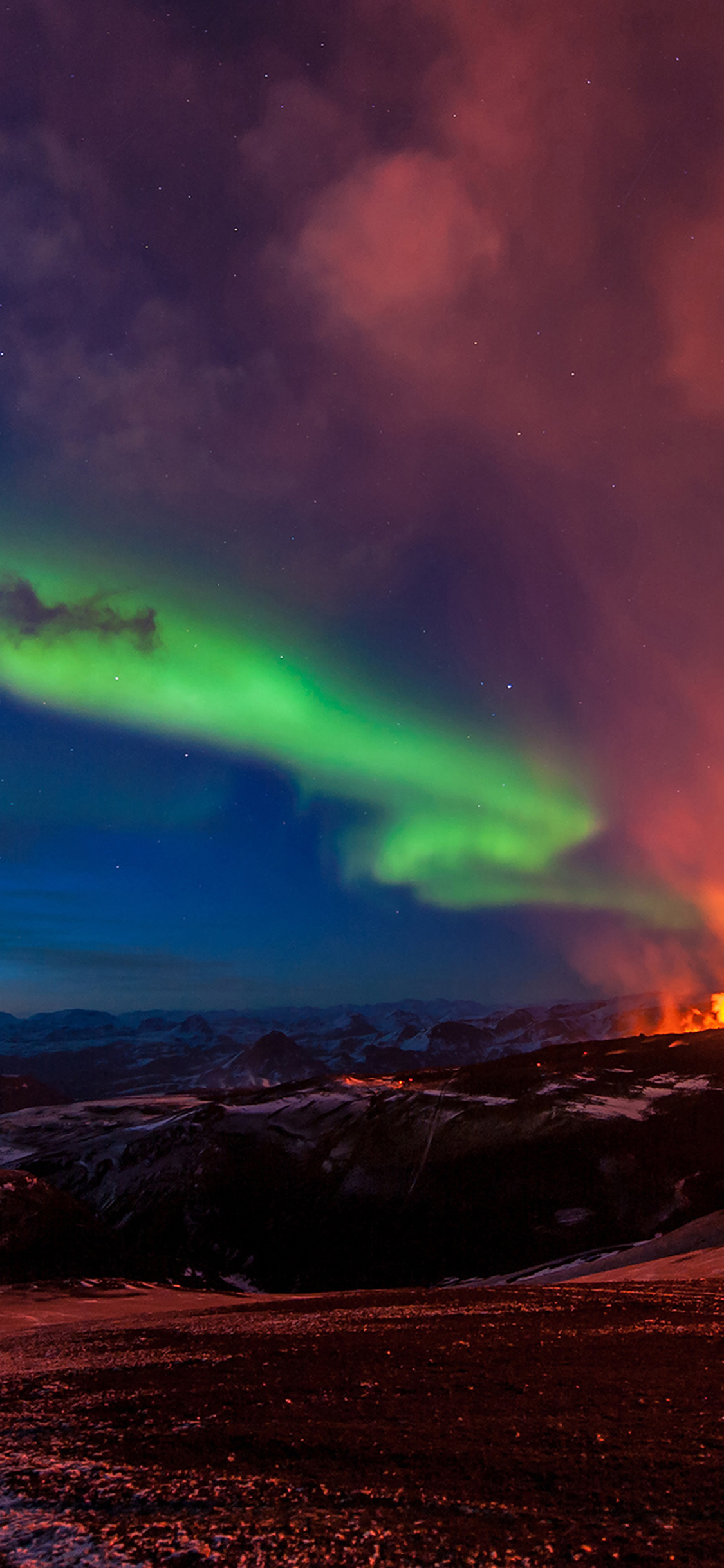 iPhoneXpapers.com-Apple-iPhone-wallpaper-mj99-iceland-mountain-fire-nature