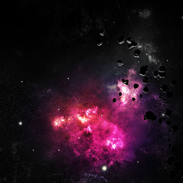 fire planet space wallpaper - photo #29