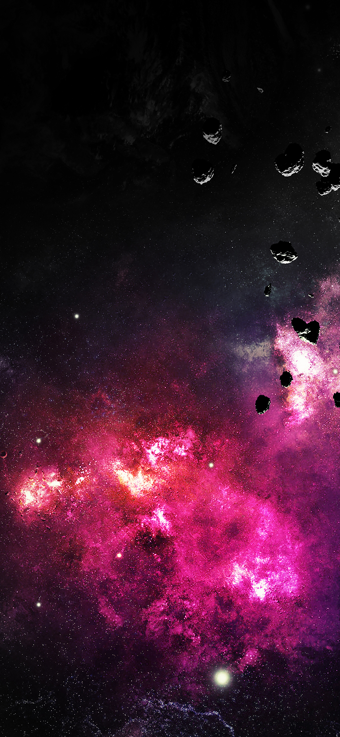 iPhoneXpapers.com-Apple-iPhone-wallpaper-mk23-space-planet-fire-stars-stellar-dark-nature