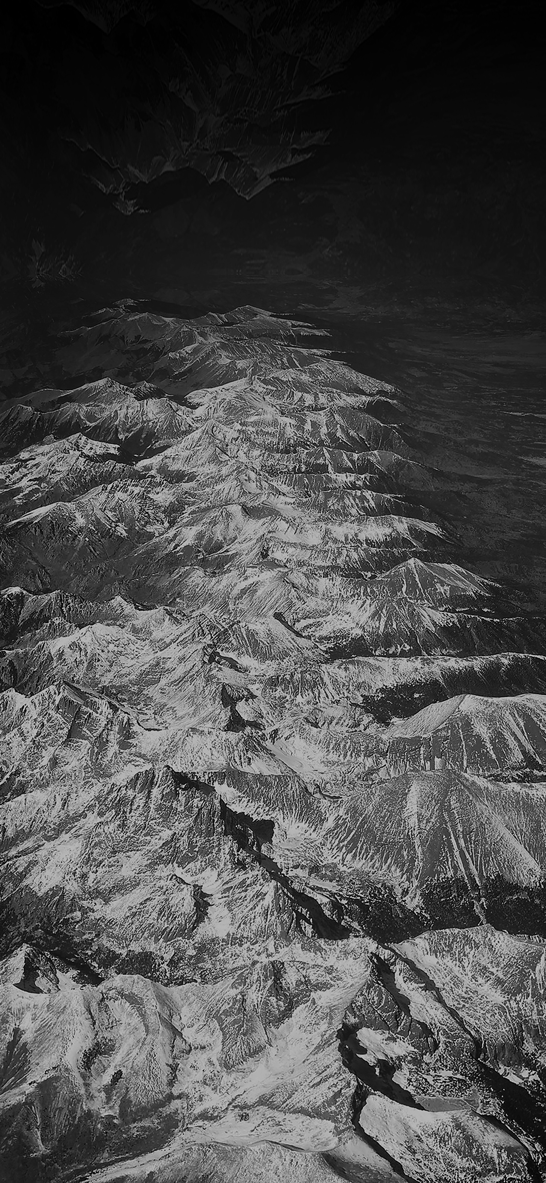 iPhoneXpapers.com-Apple-iPhone-wallpaper-mk40-earth-dark-bw-stellar-nature-snow-winter