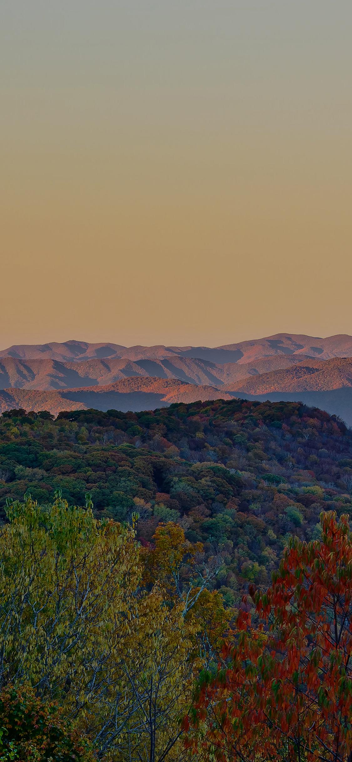 iPhoneXpapers.com-Apple-iPhone-wallpaper-mk42-rainbow-fall-mountain-woods-nature-sky