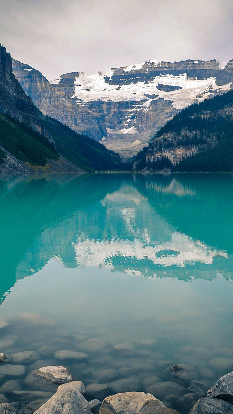 Papers.co-iPhone5-iphone6-plus-wallpaper-mk48-canada-lake-louise-green-water-nature