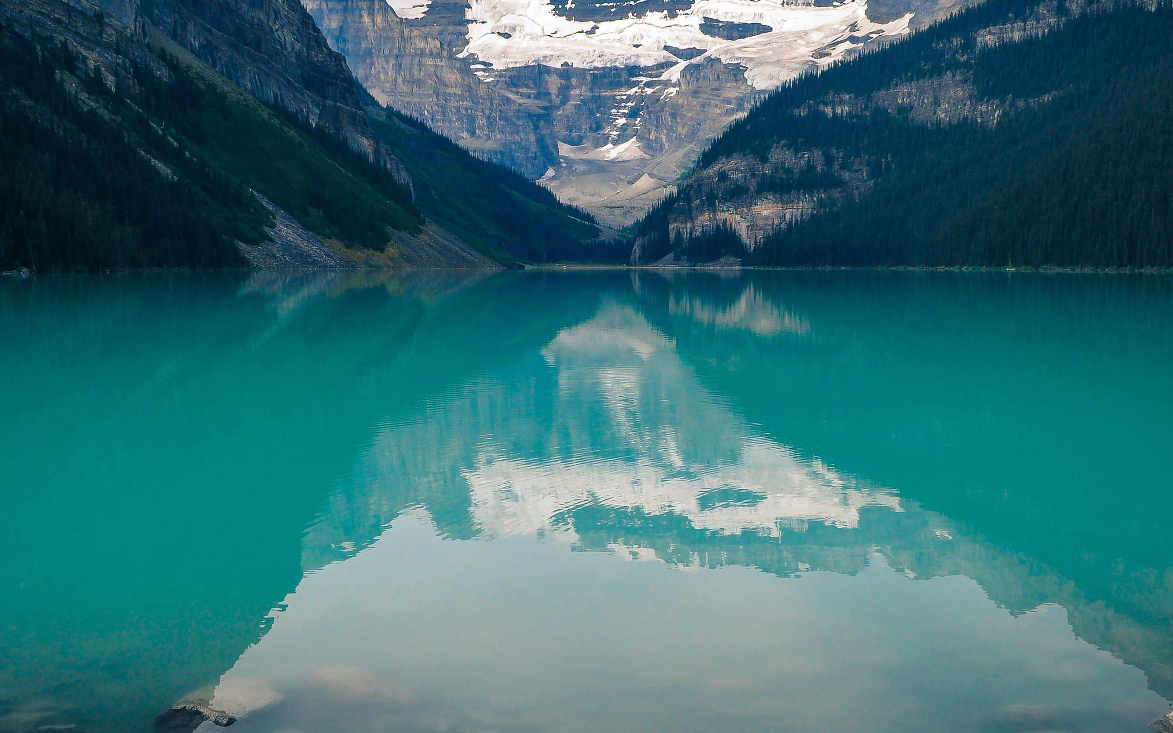 4k Iphone Wallpapers: Mk48-canada-lake-louise-green-water-nature