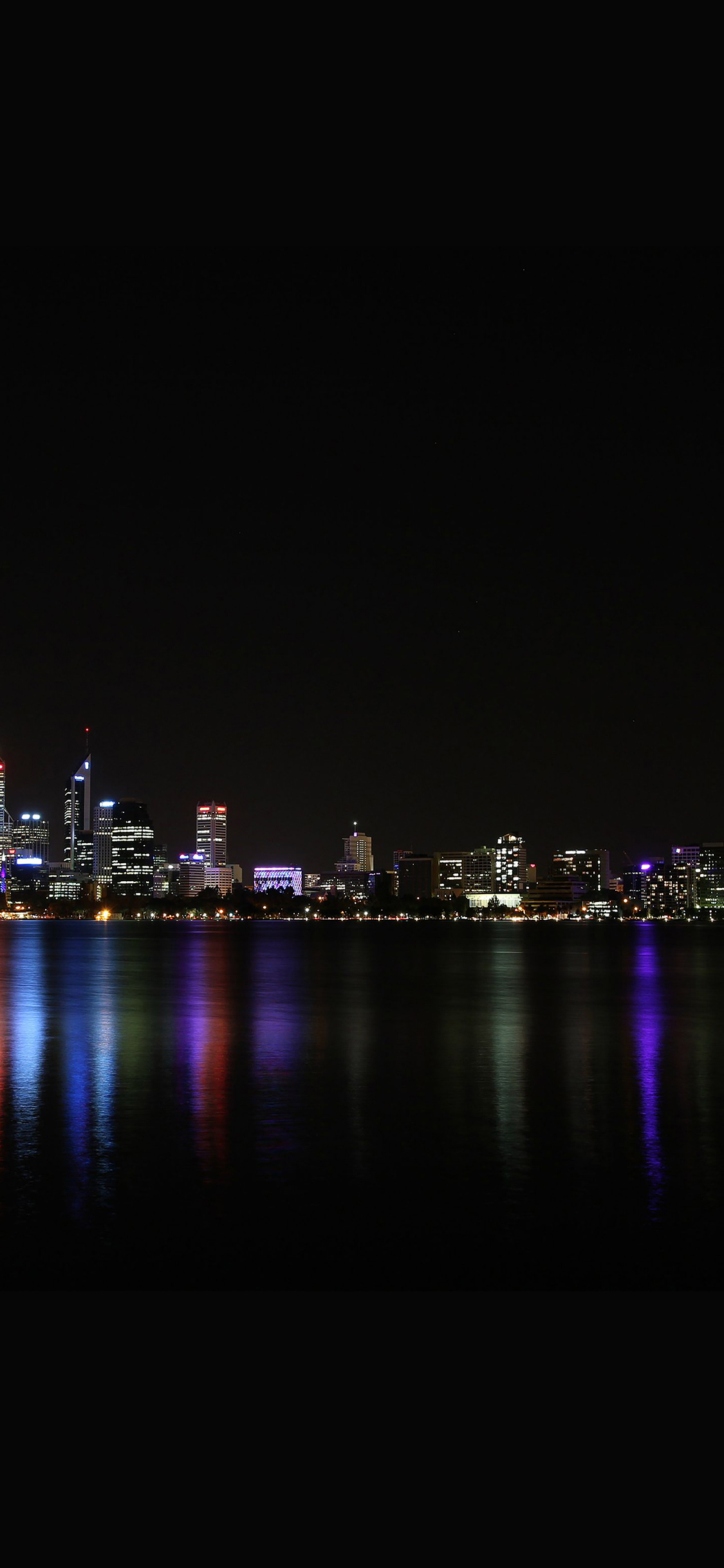 iPhoneXpapers.com-Apple-iPhone-wallpaper-mk51-city-night-skyline-architecture-river-dark