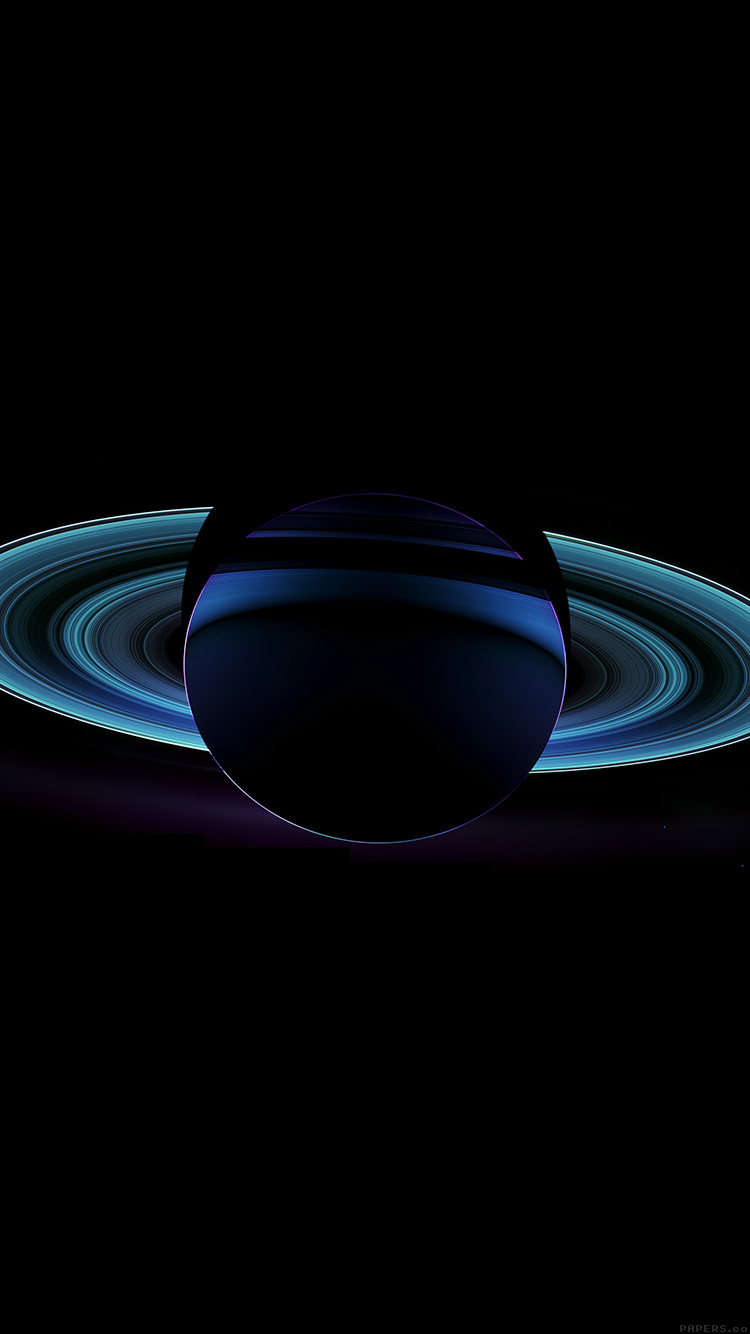 iPhonepapers.com-Apple-iPhone8-wallpaper-mk57-saturn-far-blue-space-nature-dark