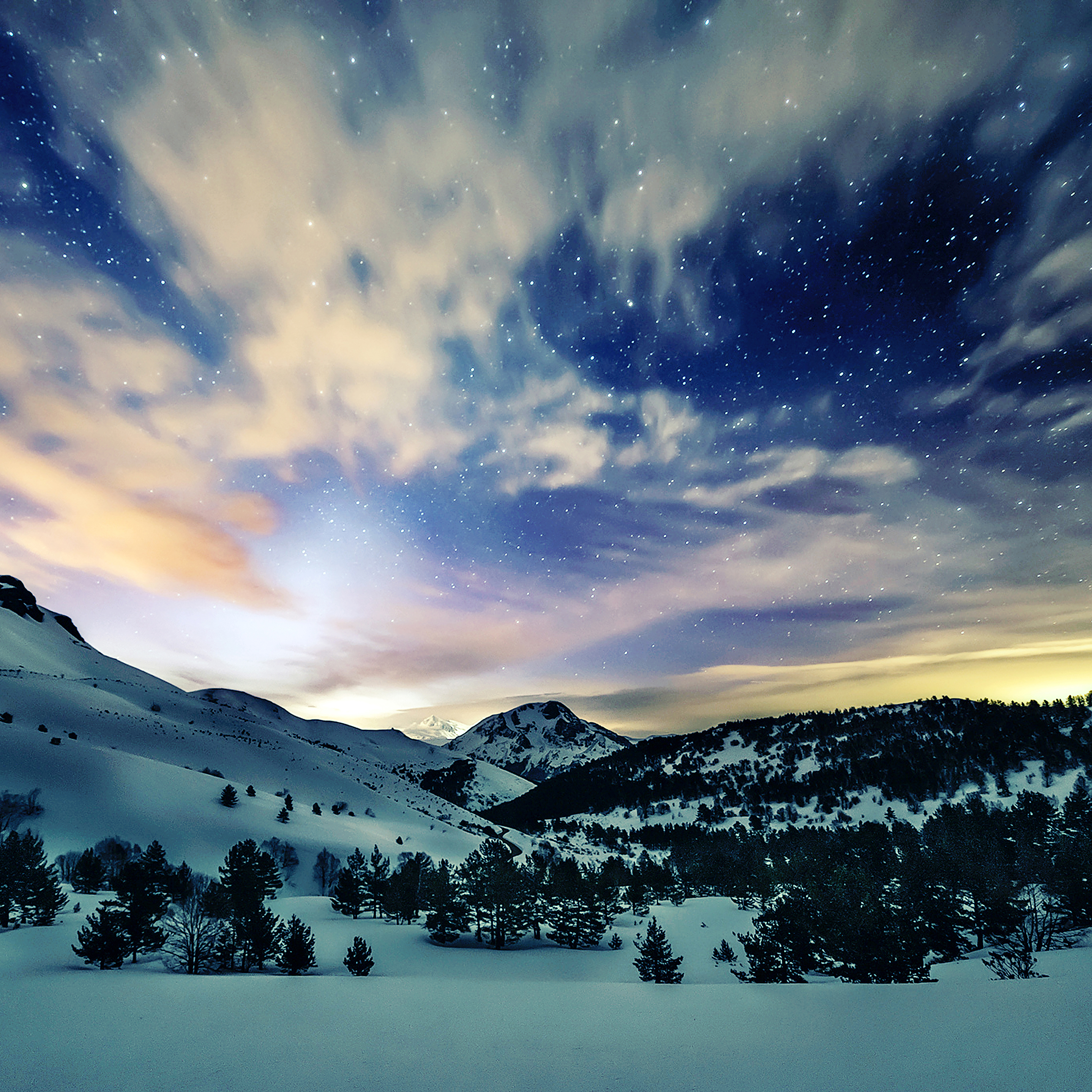 Cool Wallpaper Mountain Winter - papers  Best Photo Reference_651046.jpg