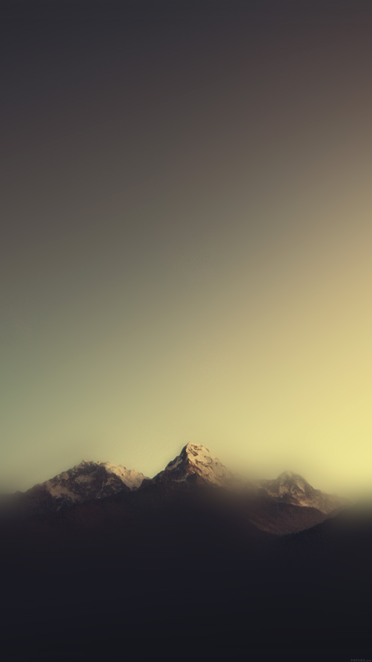 Ml07 mountain blur minimal nature - Best background wallpaper for mobile ...