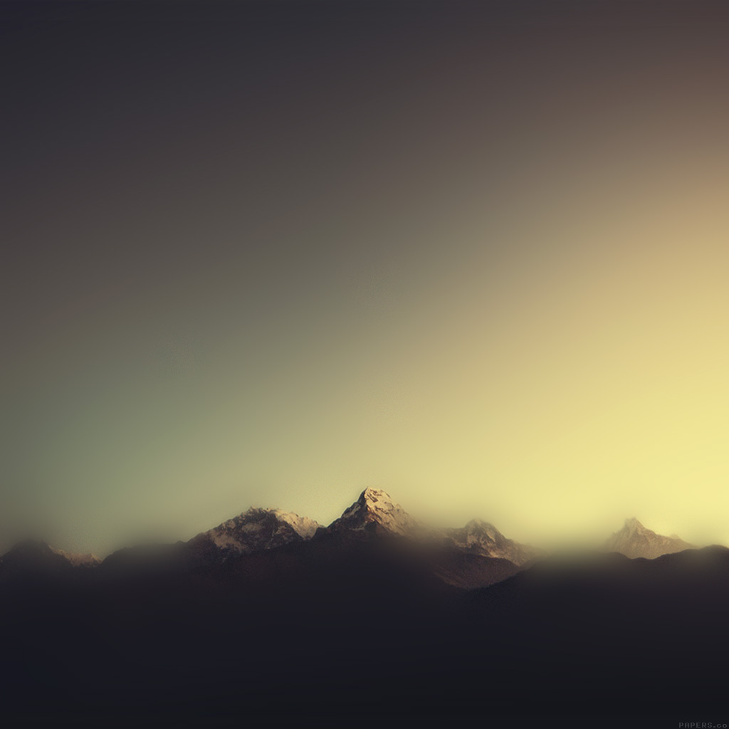 android-wallpaper-ml07-mountain-blur-minimal-nature-wallpaper