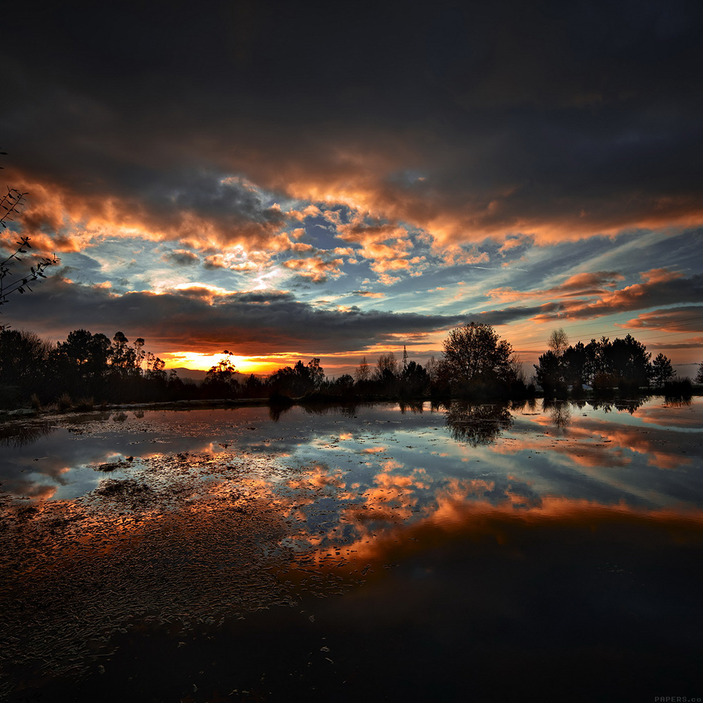 Ml14-sunset-lake-night