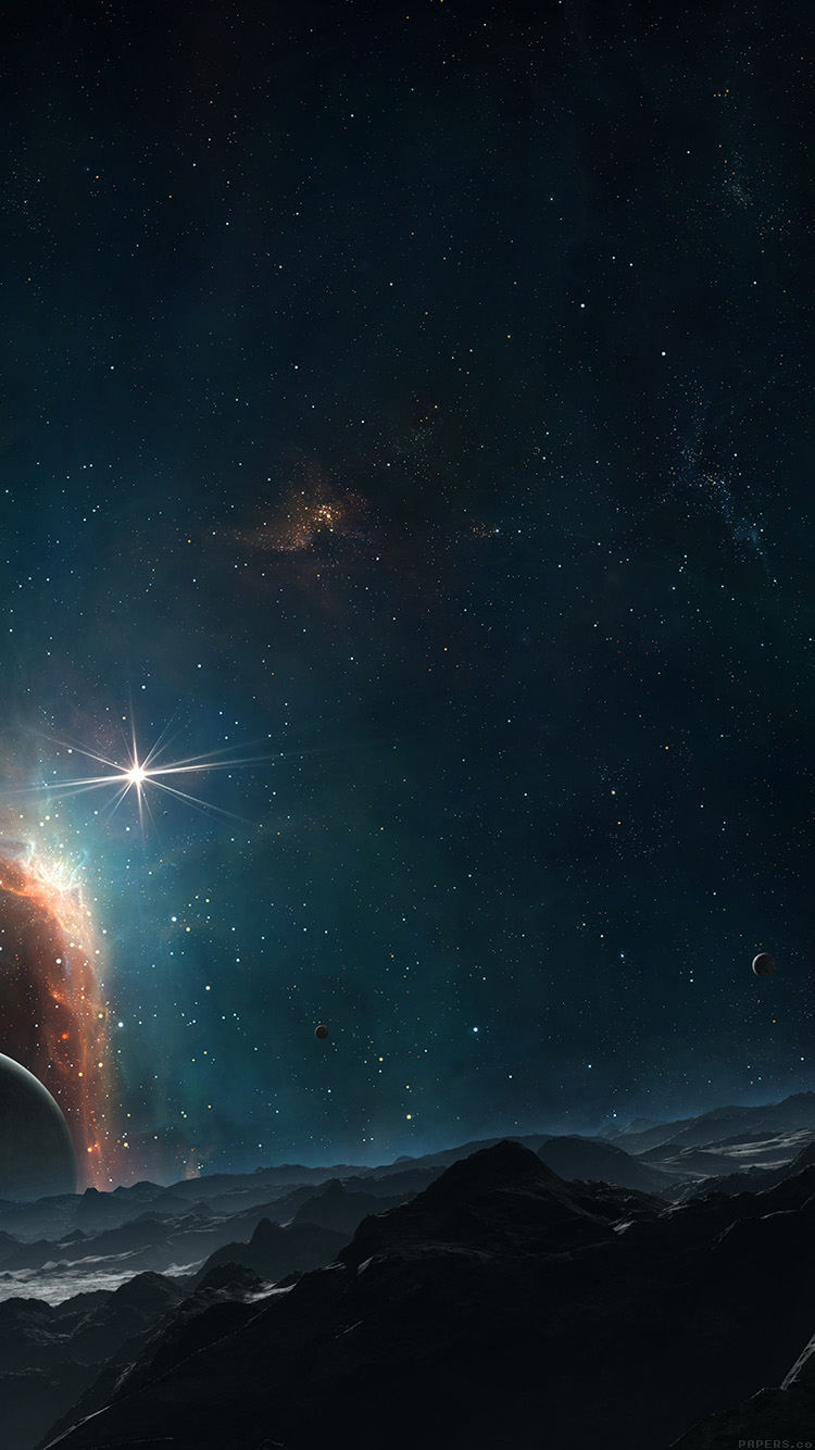 iPhone7papers.com-Apple-iPhone7-iphone7plus-wallpaper-ml31-dark-space-sky-planet-nature-art