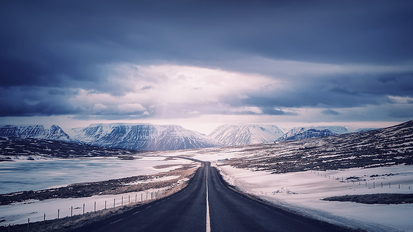 iPapers.co-Apple-iPhone-iPad-Macbook-iMac-wallpaper-ml48-road-to-heaven-snow-mountain-nature-winter-wallpaper