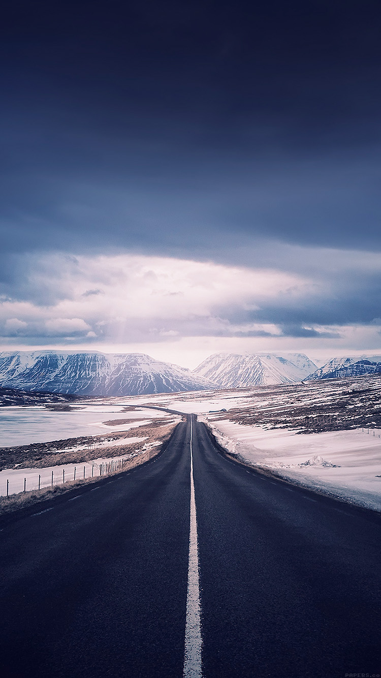 iPhonepapers.com-Apple-iPhone8-wallpaper-ml48-road-to-heaven-snow-mountain-nature-winter