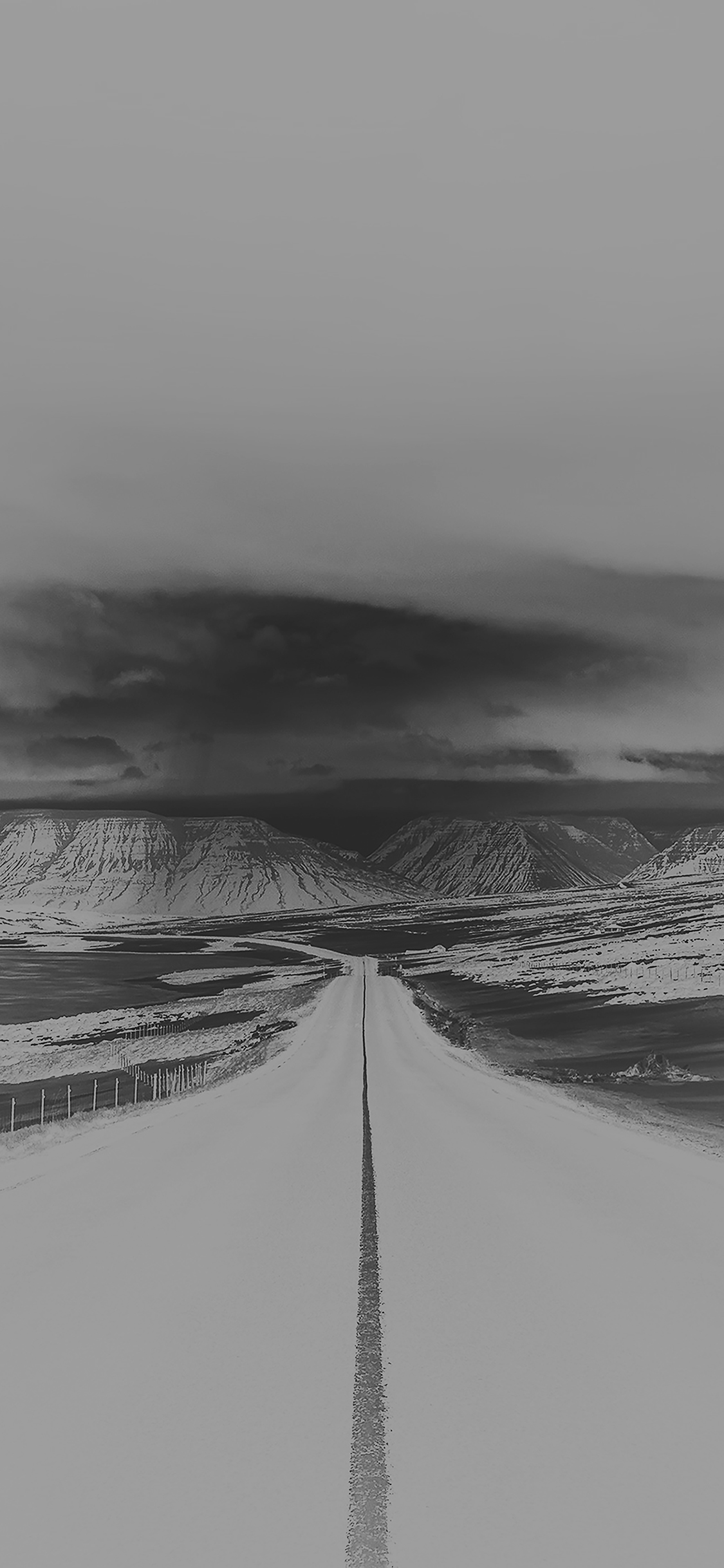 iPhonexpapers.com-Apple-iPhone-wallpaper-ml50-road-to-heaven-snow-mountain-bw-white-nature-winter