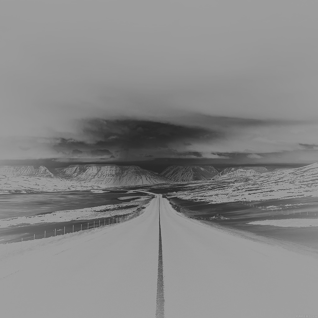 android-wallpaper-ml50-road-to-heaven-snow-mountain-bw-white-nature-winter-wallpaper