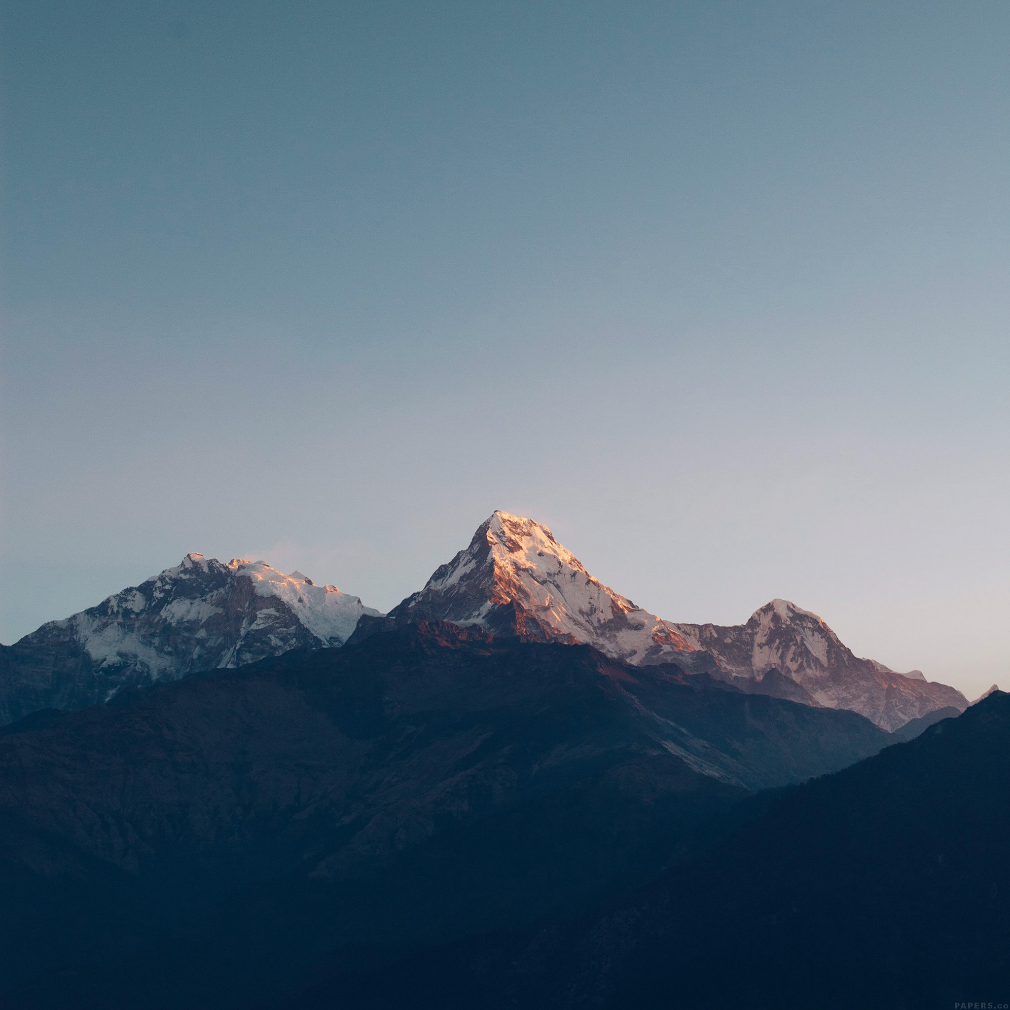 Ml65-mountain-blueish-high-sky-nature-rocky-wallpaper