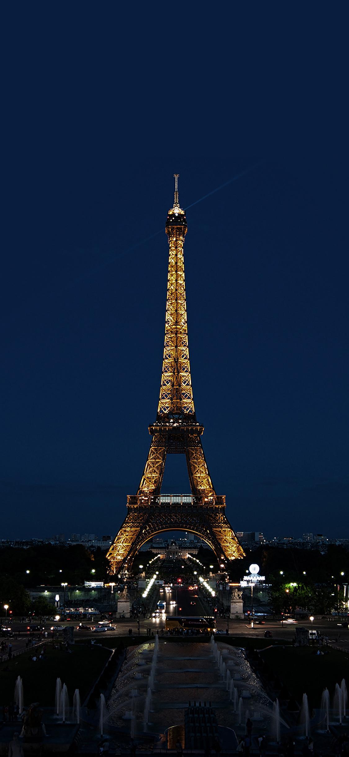 iPhoneXpapers.com-Apple-iPhone-wallpaper-ml77-paris-night-france-city-eiffel-tower