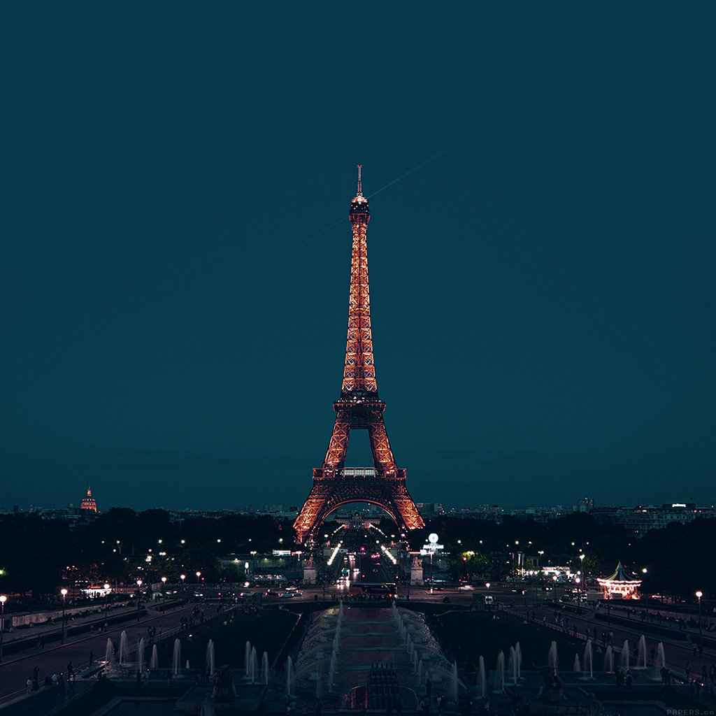wallpaper-ml78-paris-night-france-city-blue-eiffel-tower-wallpaper