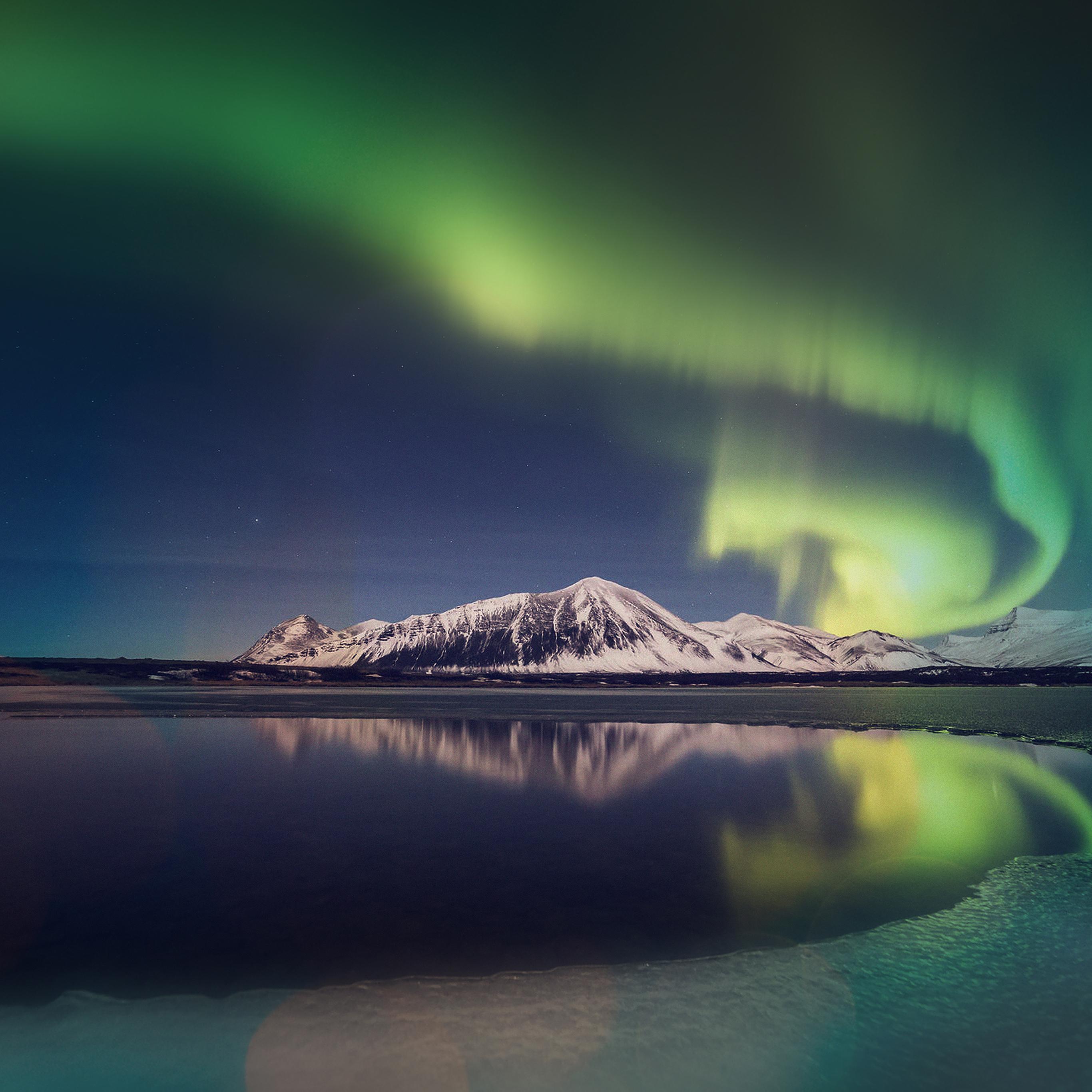 Ml93 Aurora Night Sky Instagram Art Nature