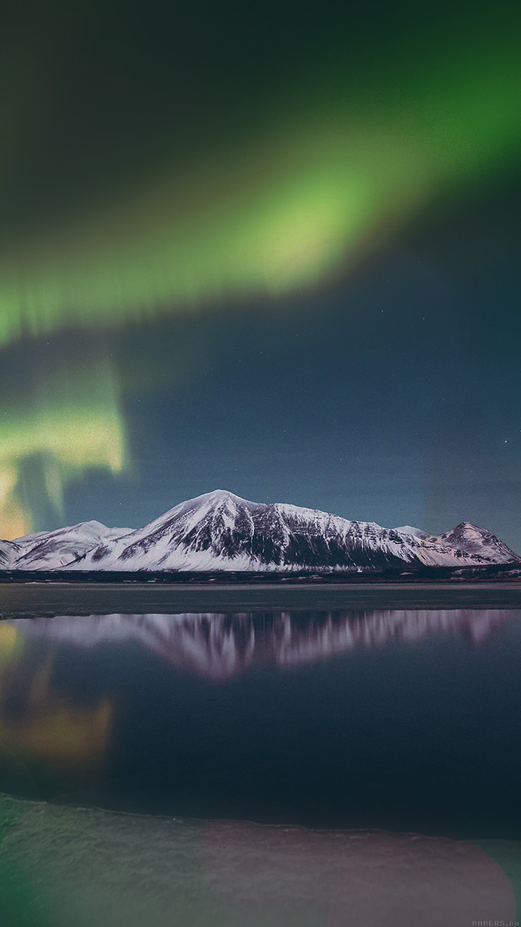 iPhonepapers.com-Apple-iPhone8-wallpaper-ml95-aurora-night-sky-green-bokeh-instagram-art-nature
