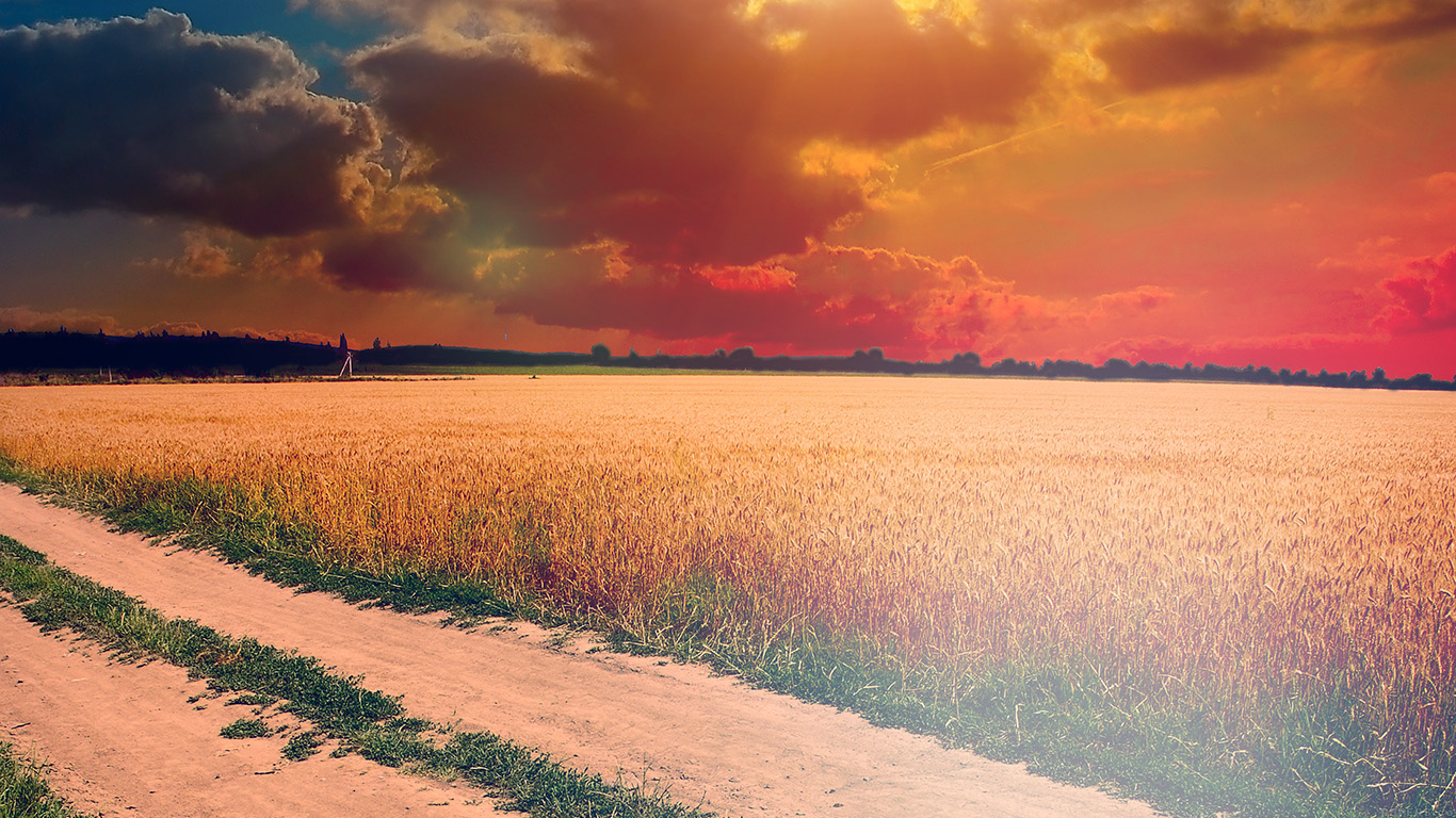 mm00-hot-sunny-day-instagram-look-nature-farm - Papers.co