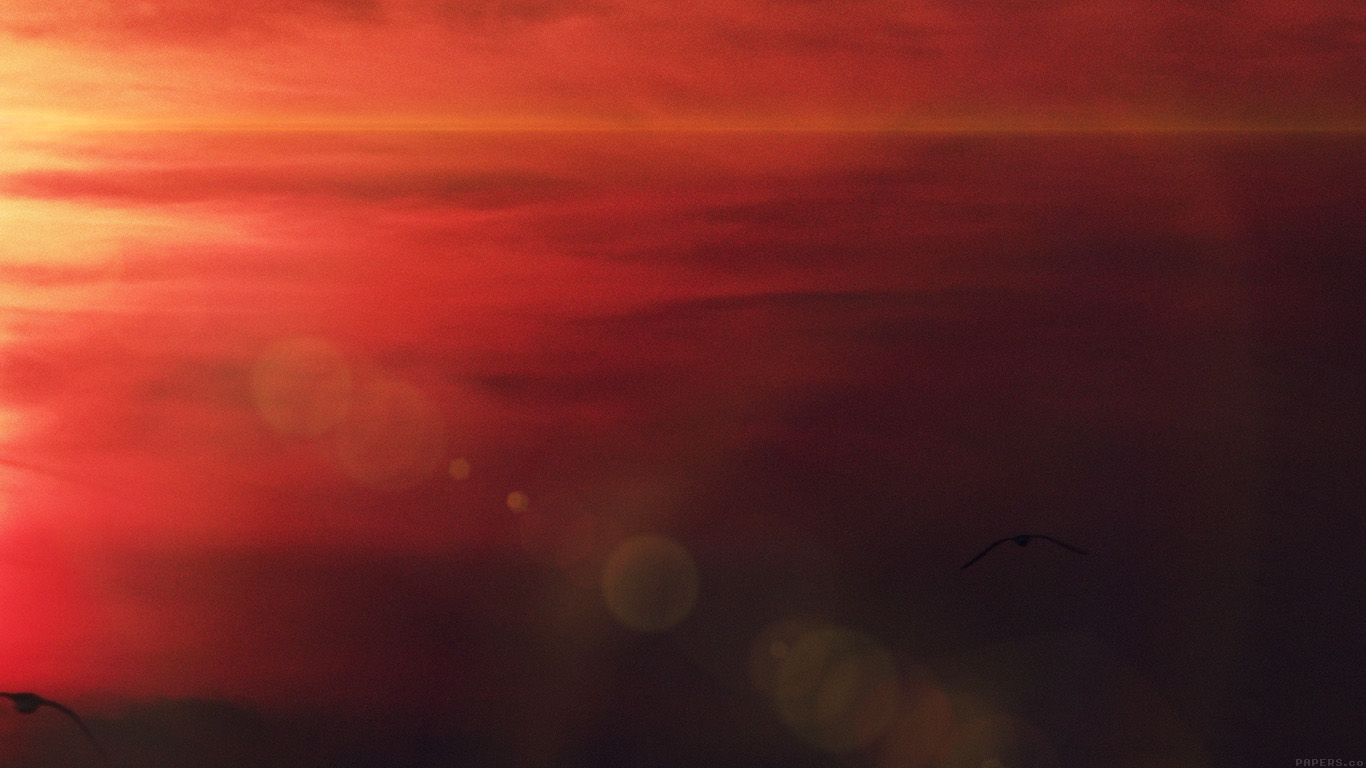 desktop-wallpaper-laptop-mac-macbook-airmm21-sky-red-sunset-night-flare-nature-wallpaper