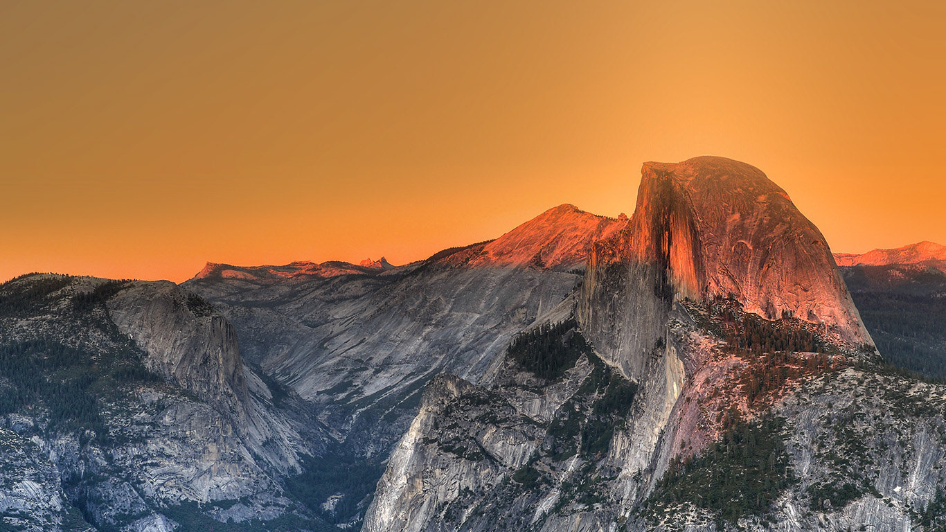 iPapers.co-Apple-iPhone-iPad-Macbook-iMac-wallpaper-mm26-yosemite-mountain-art-orange-sky-nature-wallpaper