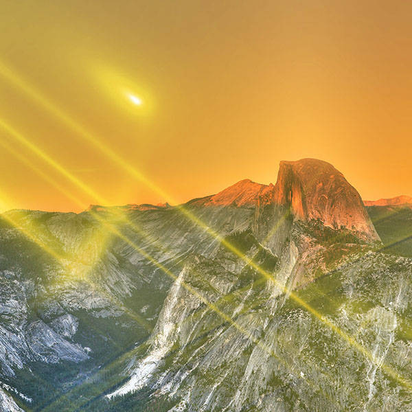 iPapers.co-Apple-iPhone-iPad-Macbook-iMac-wallpaper-mm28-yosemite-mountain-art-yellow-flare-sky-nature-wallpaper