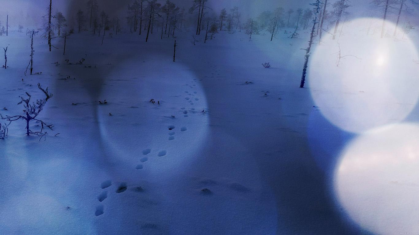 desktop-wallpaper-laptop-mac-macbook-airmm53-snow-walk-winter-dark-blue-bokeh-footprints-nature-mountain-wallpaper