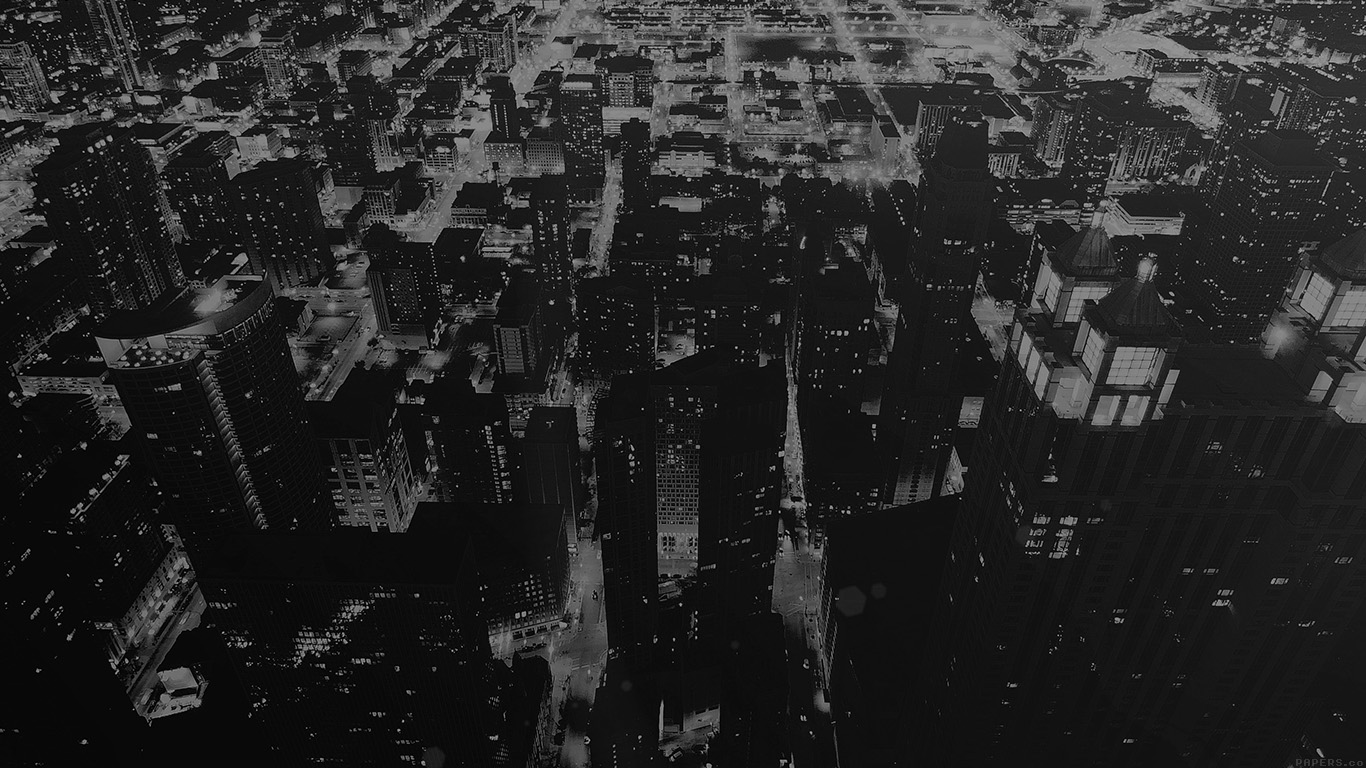 desktop-wallpaper-laptop-mac-macbook-airmm57-chicago-night-sky-city-dark-bw-wallpaper