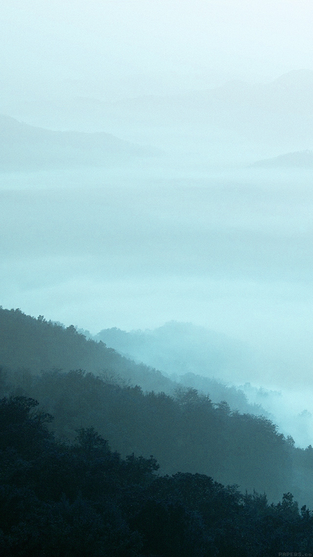 freeios8.com-iphone-4-5-6-plus-ipad-ios8-mn01-mountain-fog-green-nature