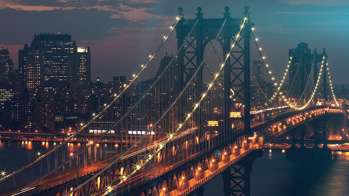 desktop-wallpaper-laptop-mac-macbook-airmn30-bridge-city-river-flare-blue-night-view-nature-wallpaper