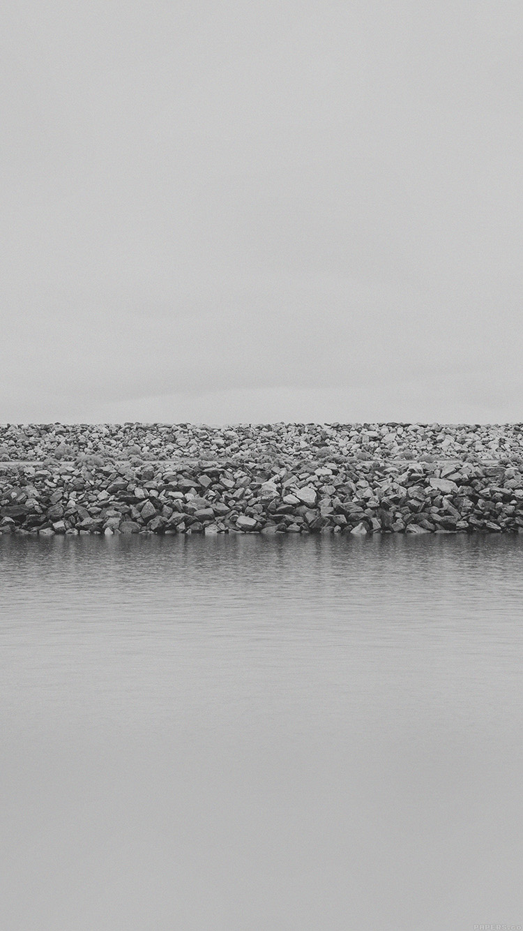 iPhone6papers.co-Apple-iPhone-6-iphone6-plus-wallpaper-mn39-lake-stone-minimal-nature-jake-dark-bw
