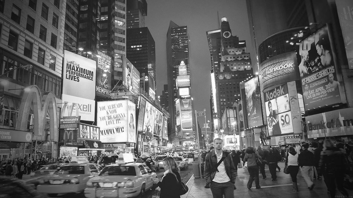 desktop-wallpaper-laptop-mac-macbook-airmn66-new-york-street-night-city-dark-bw-vignette-wallpaper