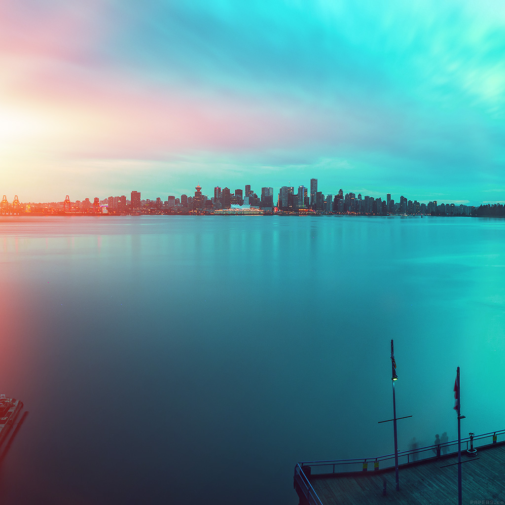 wallpaper-mn98-lake-city-green-flare-afternoon-nature-wallpaper
