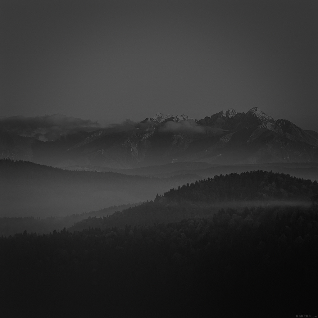 android-wallpaper-mo15-mountain-peace-dark-sky-nature-wallpaper